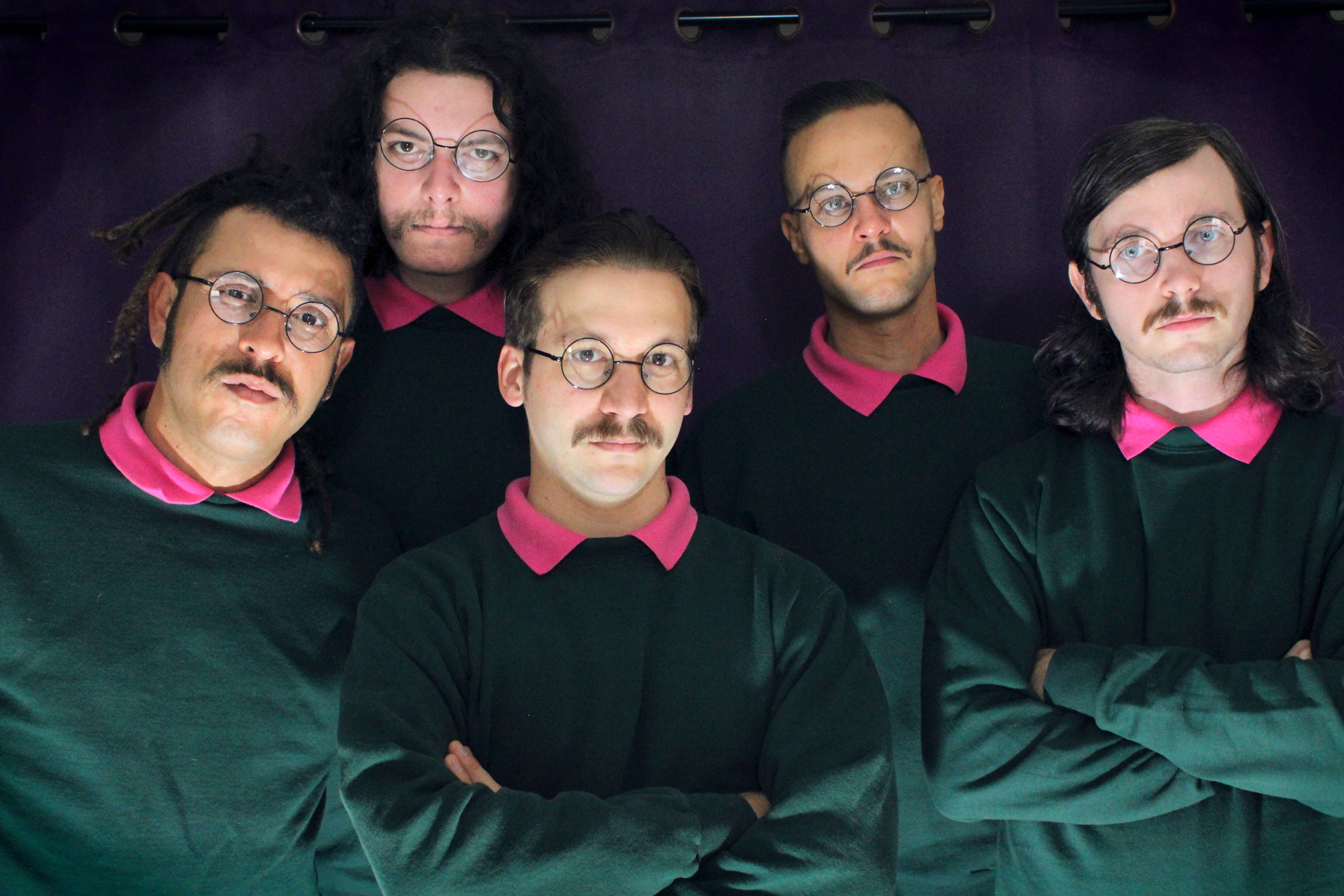 They Started a Ned Flanders Metal Band. Then 'The Simpsons' Called