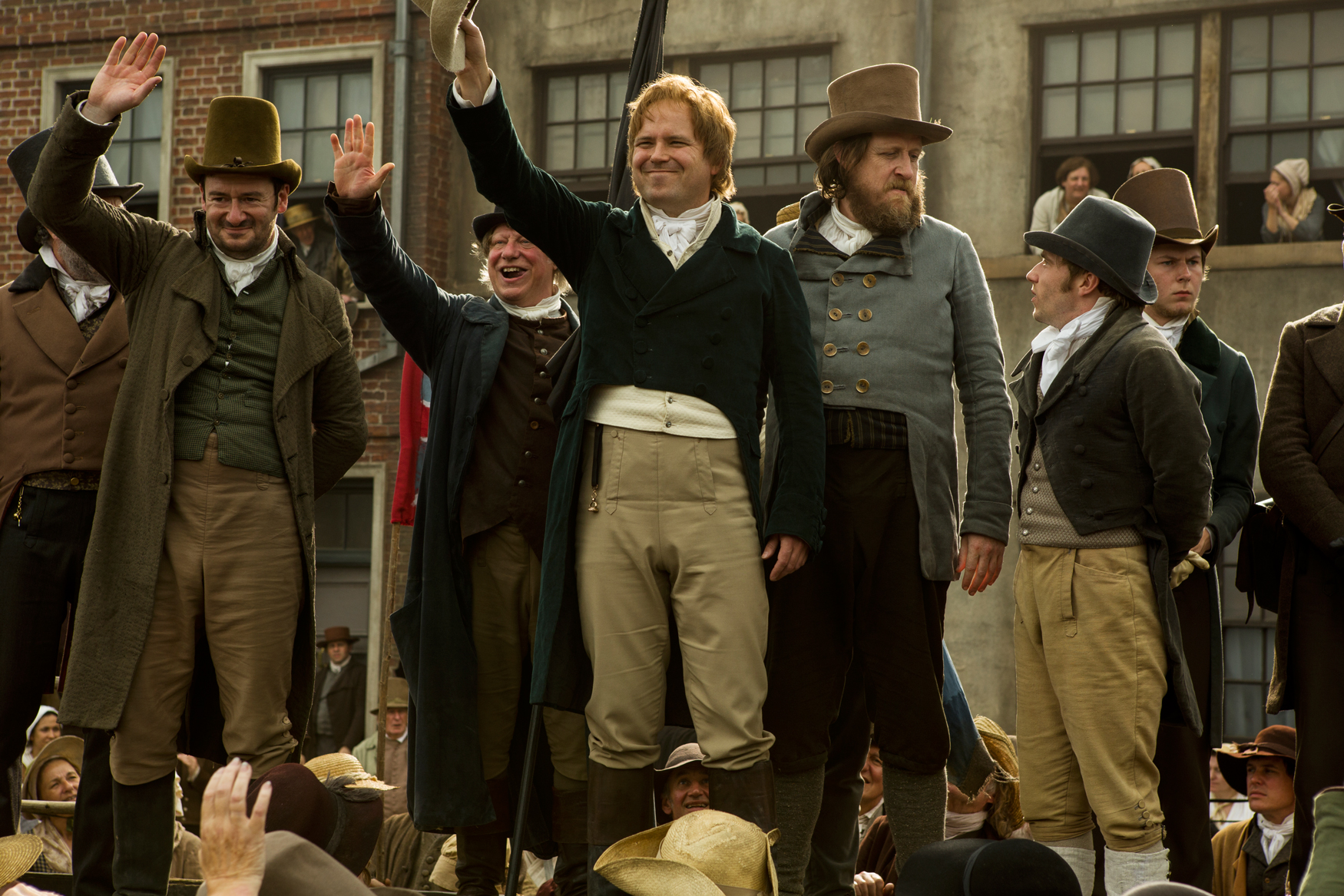 'Peterloo' Review: Mike Leigh Revisits a Historical Tragedy