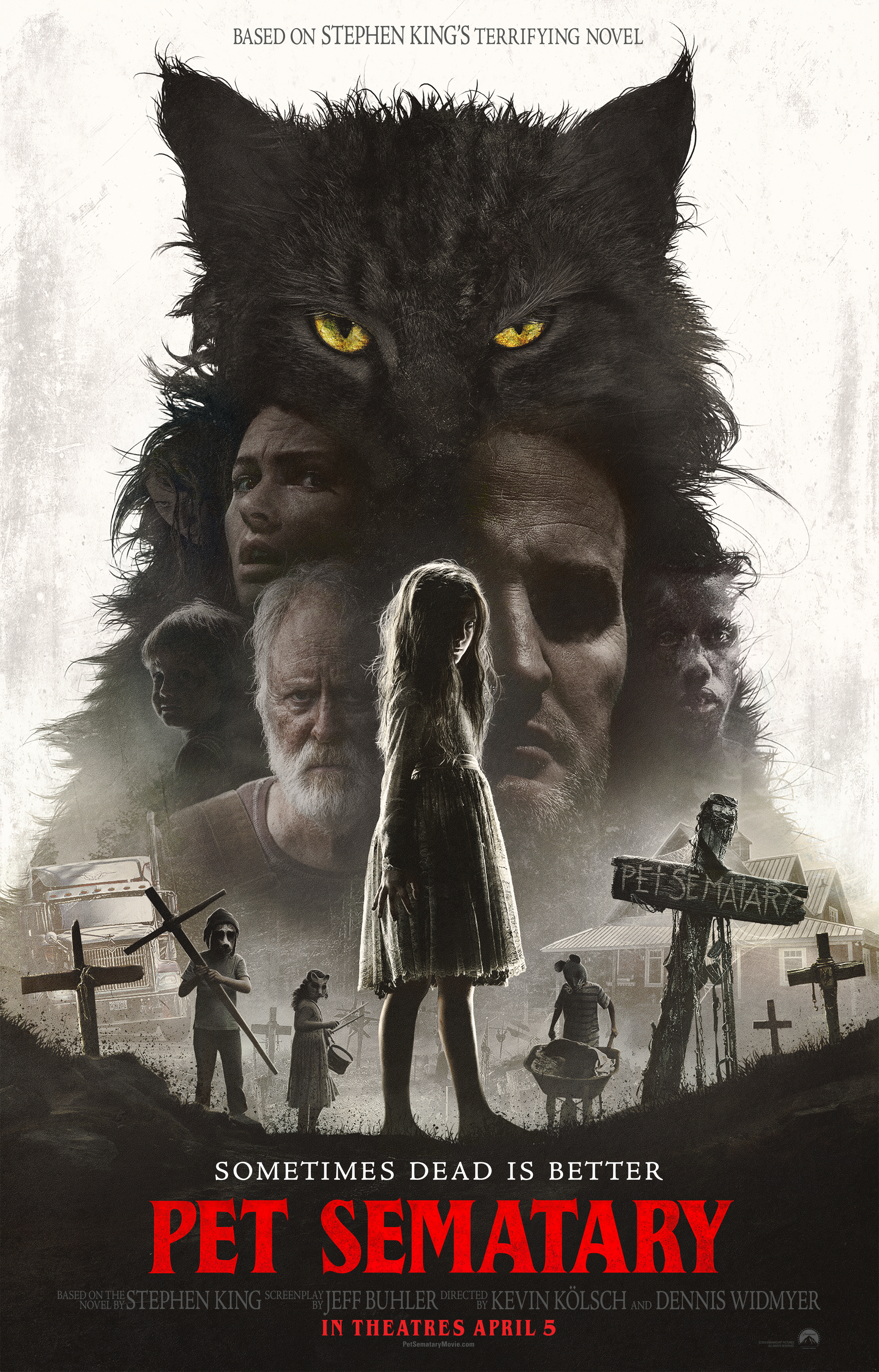Pet Sematary' Movie Review: Stephen King's Classic Comes