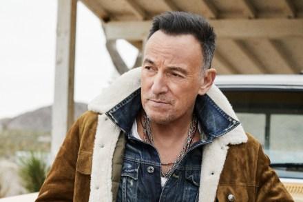 Bruce Springsteen Announces New Solo Album 'Western Stars