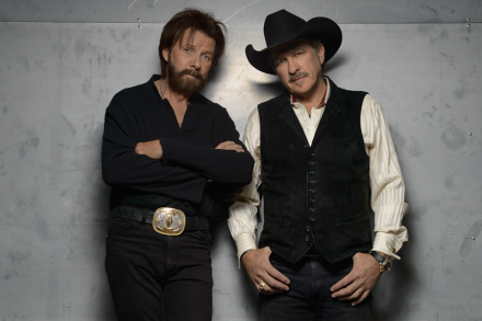 Brooks and Dunn on Recording Old Hits for New Album 'Reboot