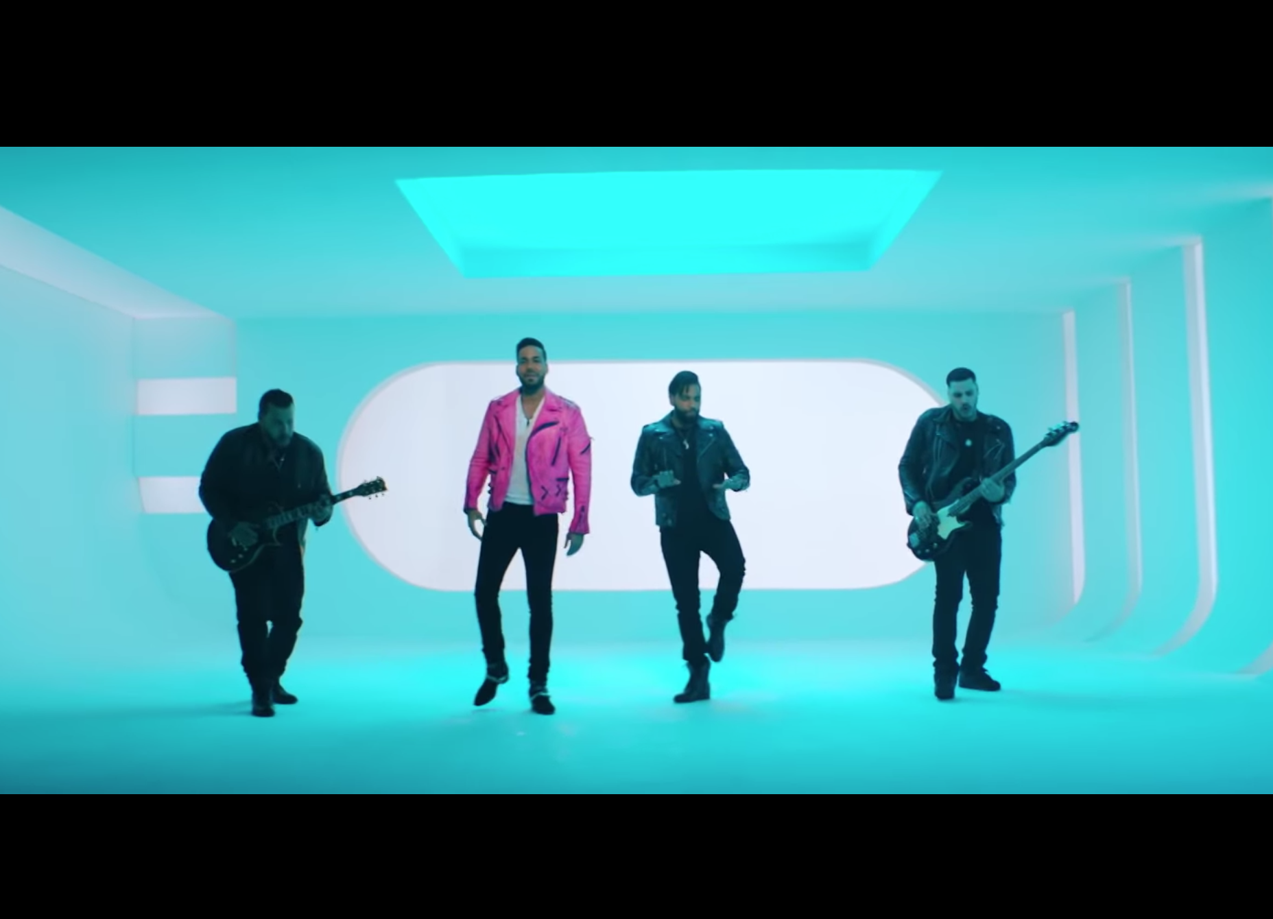 Aventura Break the Latinternet With First Song in 10 Years