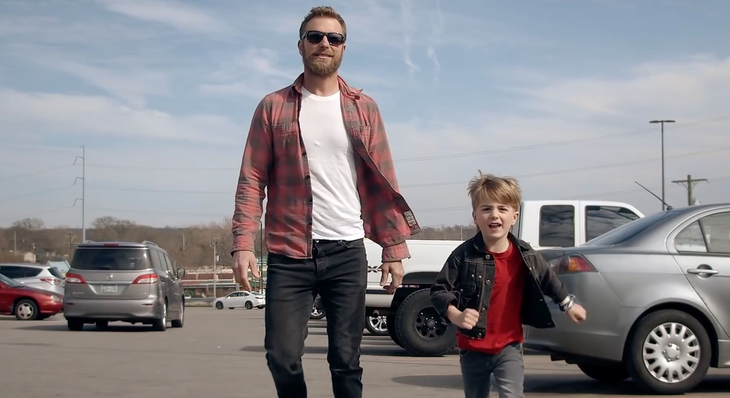 Dierks Bentley Plays the Cool Dad in New Video 'Living'