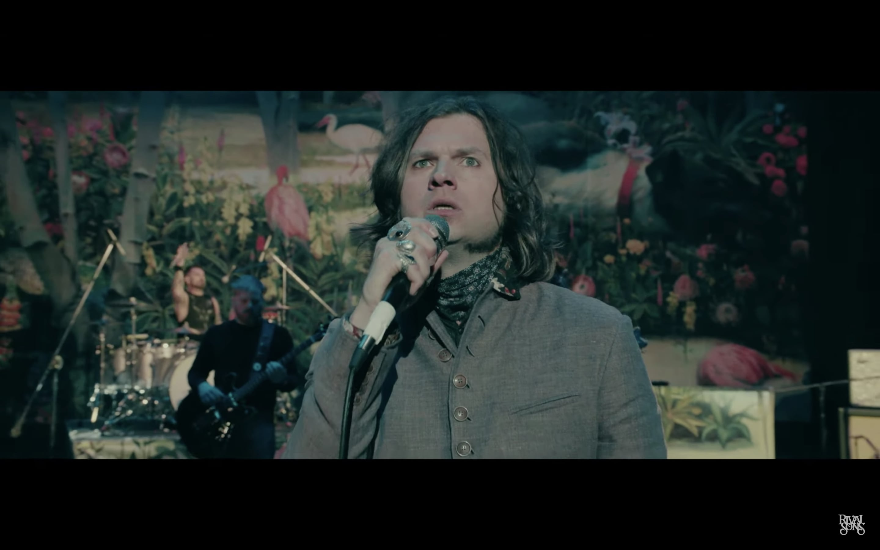 Watch Rival Sons Light Up Empty Theater in Rousing 'Too Bad' Video