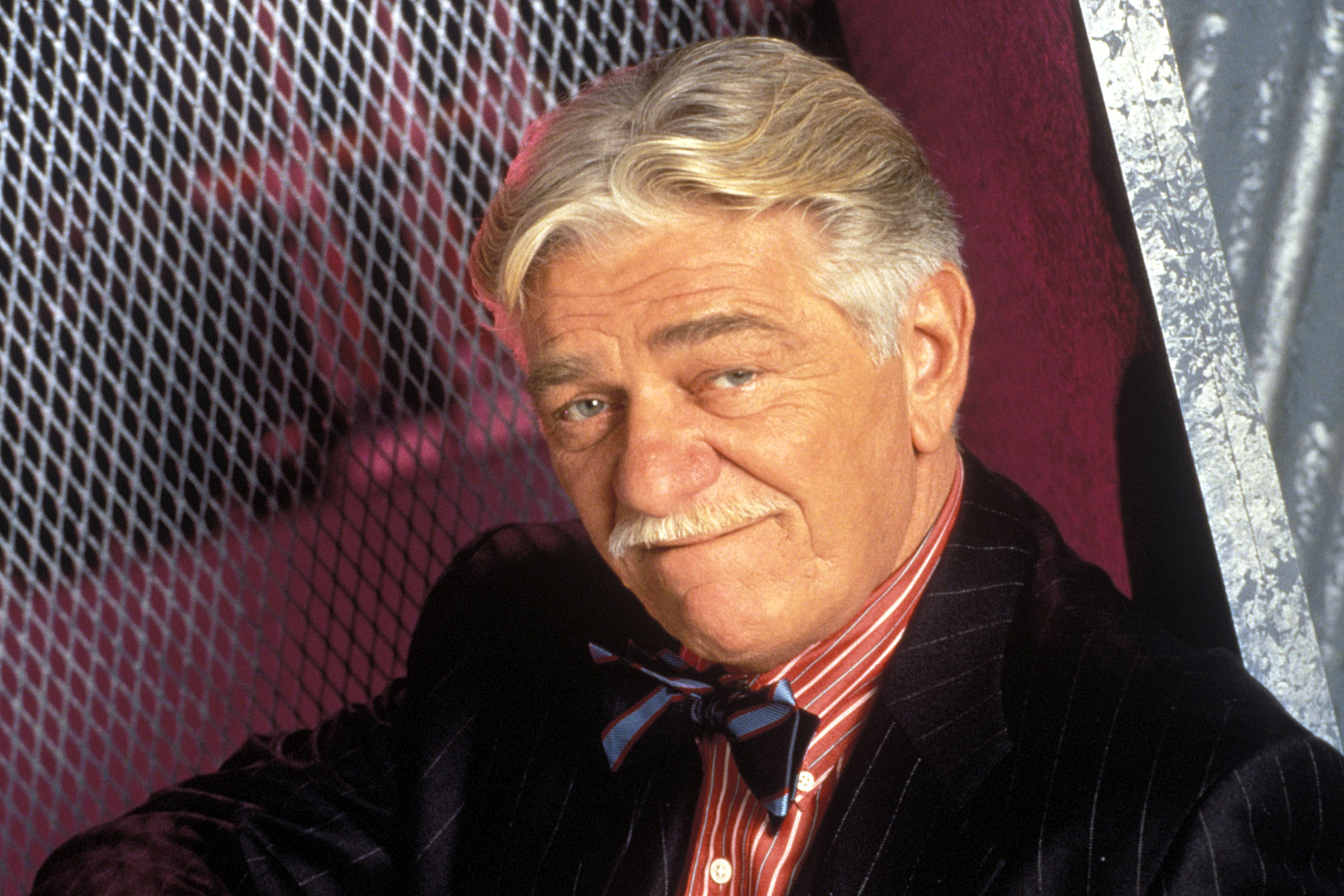IMG SEYMOUR CASSEL, American Actor