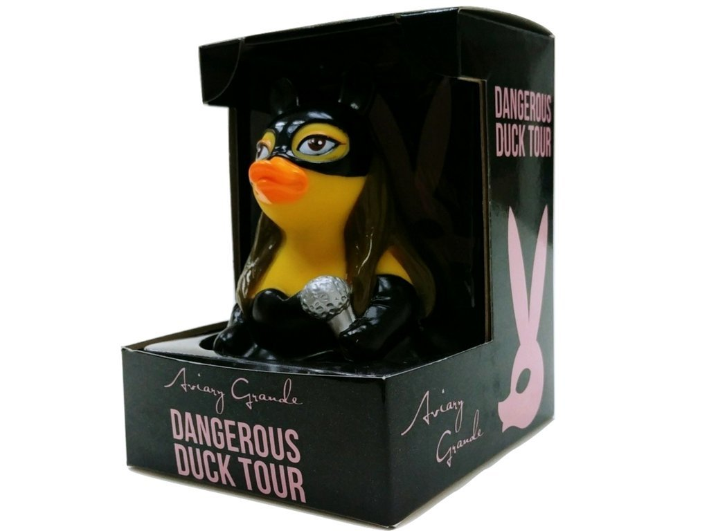 ariana grande rubber ducky toy