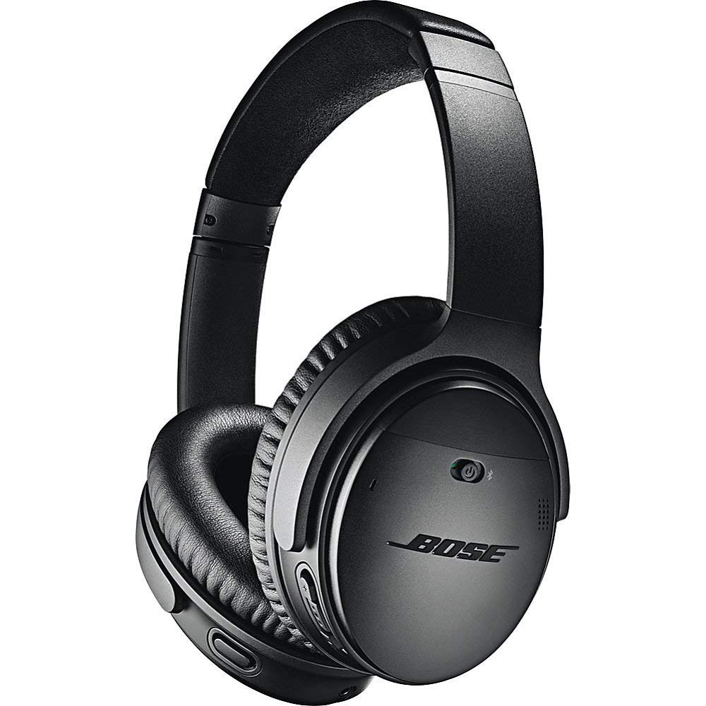 bose quietcomfort review best wireless headphones noise cancelling