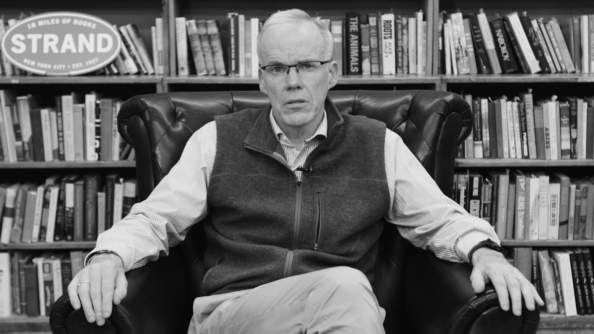 The First Time: Bill McKibben