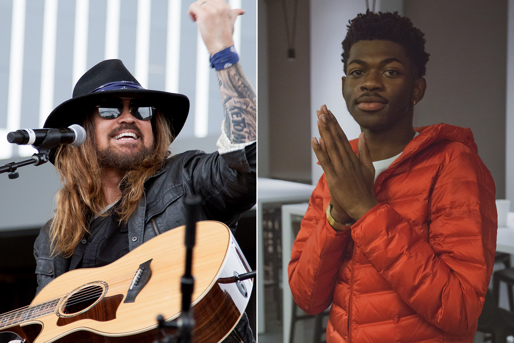 Lil Nas X Enlists Billy Ray Cyrus for 'Old Town Road' Remix