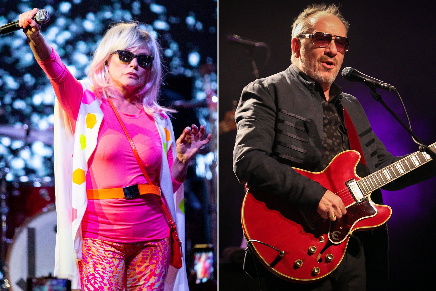 Elvis Costello & the Imposters, Blondie Plot Co-Headlining ...