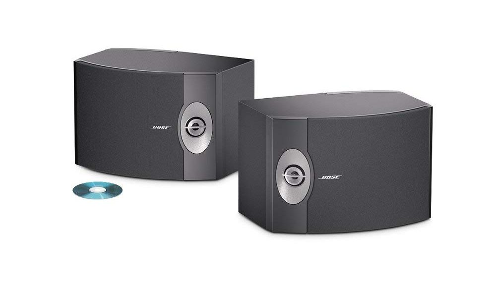 bose bookshelf speakers review