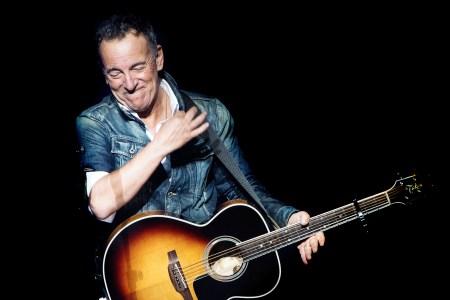 Bruce Springsteen Rainforest Fund Benefit