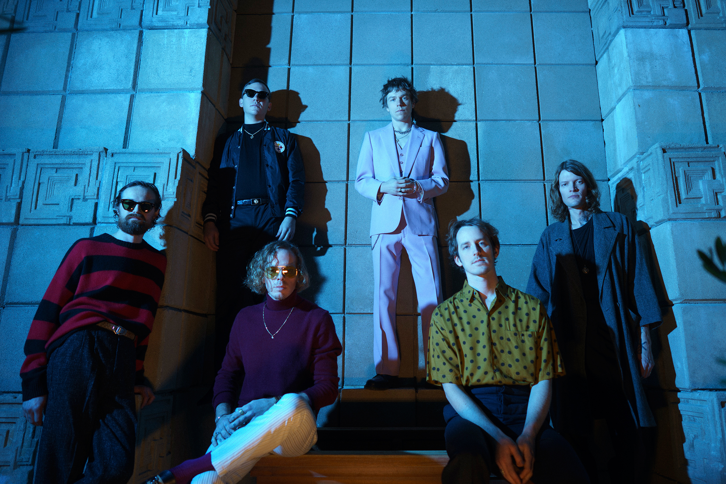 Review: Cage the Elephant Battle Rock Star Fatigue on 'Social Cues'