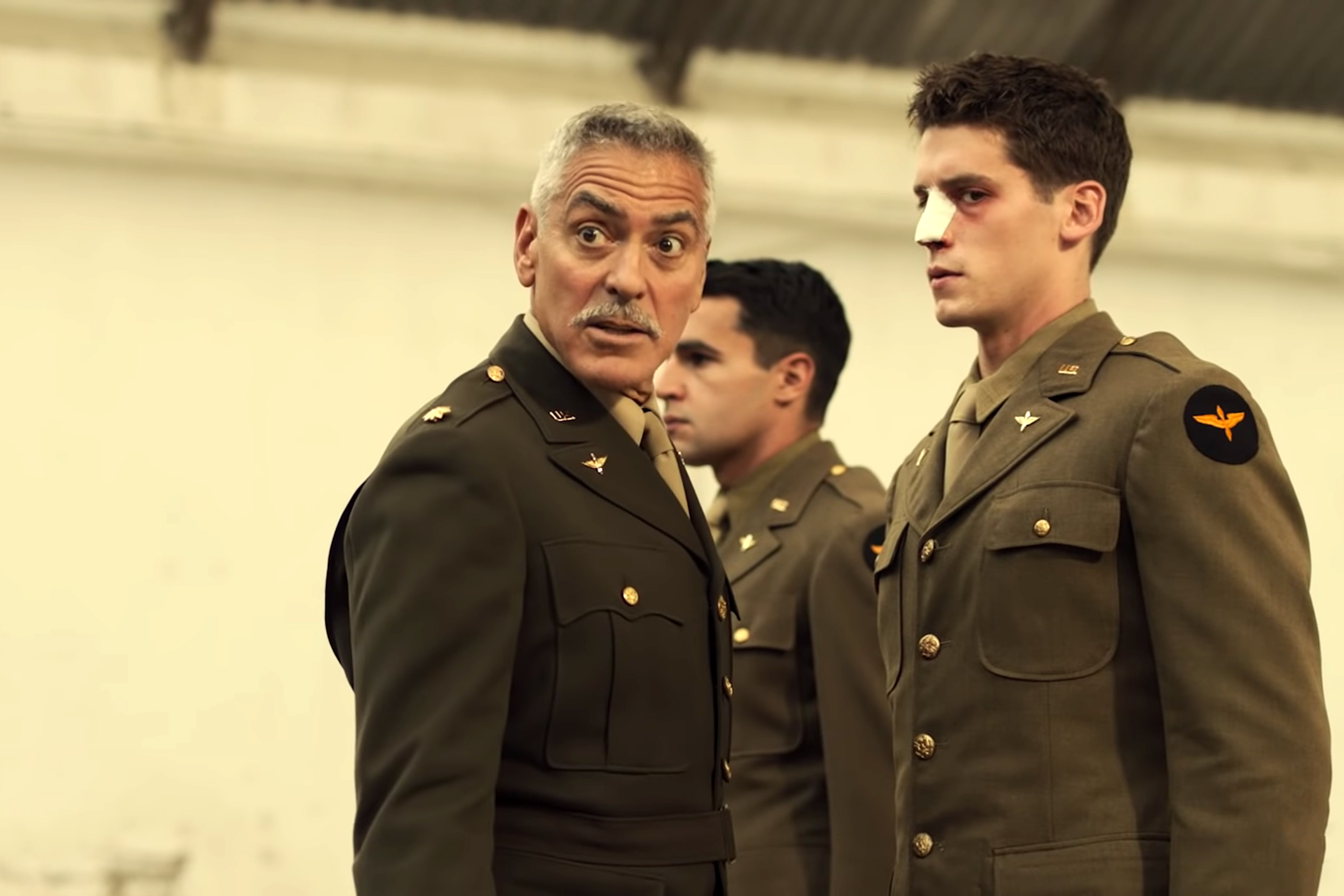 Watch George Clooney Orchestrate Army Madness in 'Catch-22' Trailer