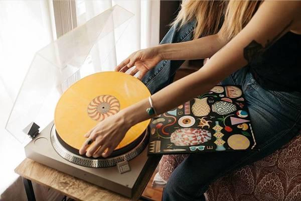 cratejoy vinyl records club review