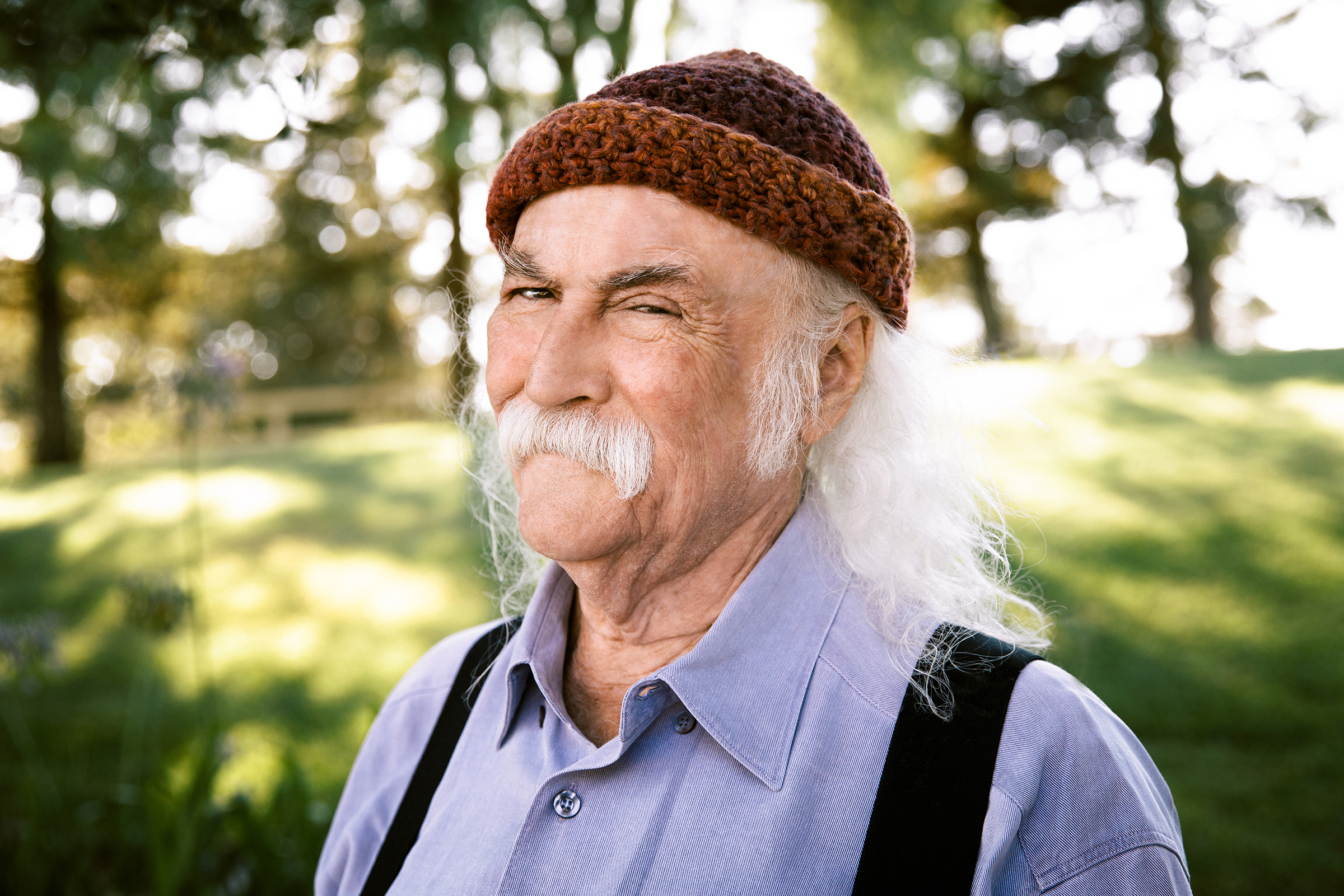 David Crosby Answers Your Questions About Open Marriages, Anti-Vaxxers and More