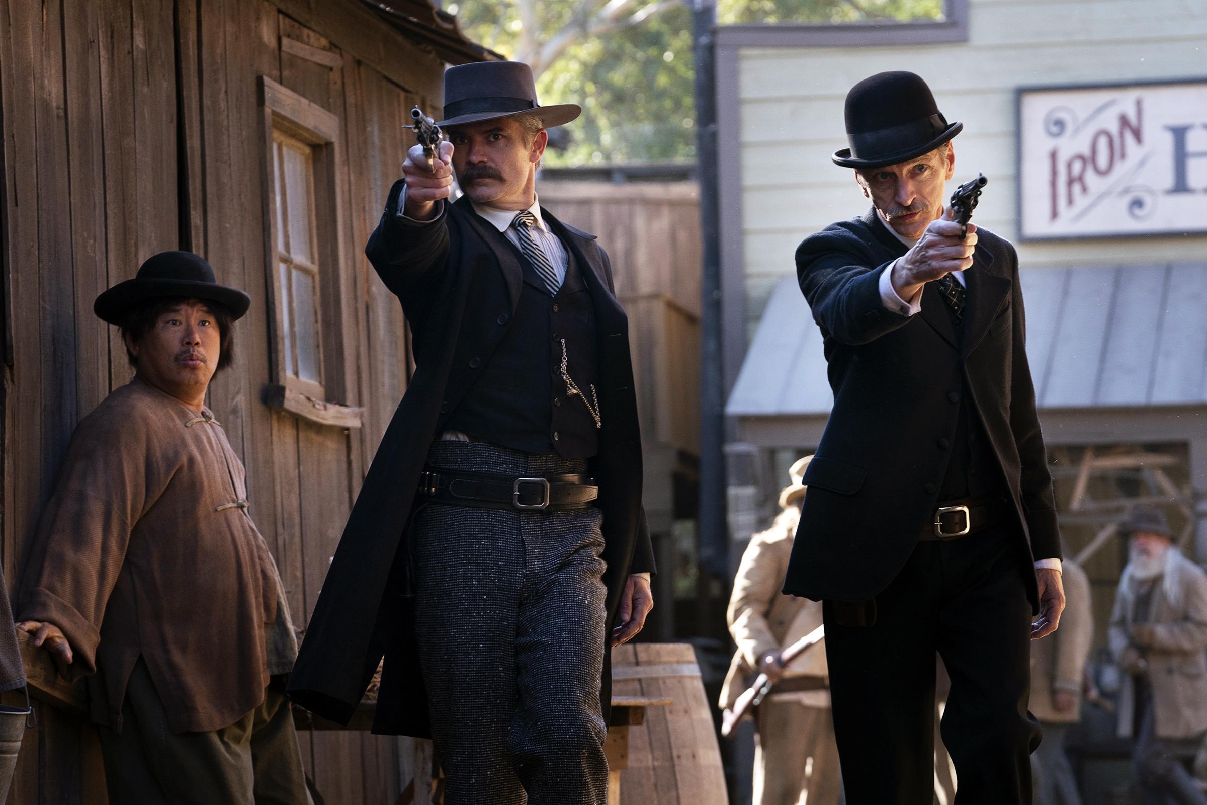 'Deadwood' Rides Again