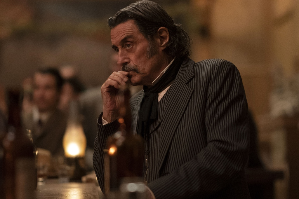 Ian McShane.photo: Warrick Page/HBO