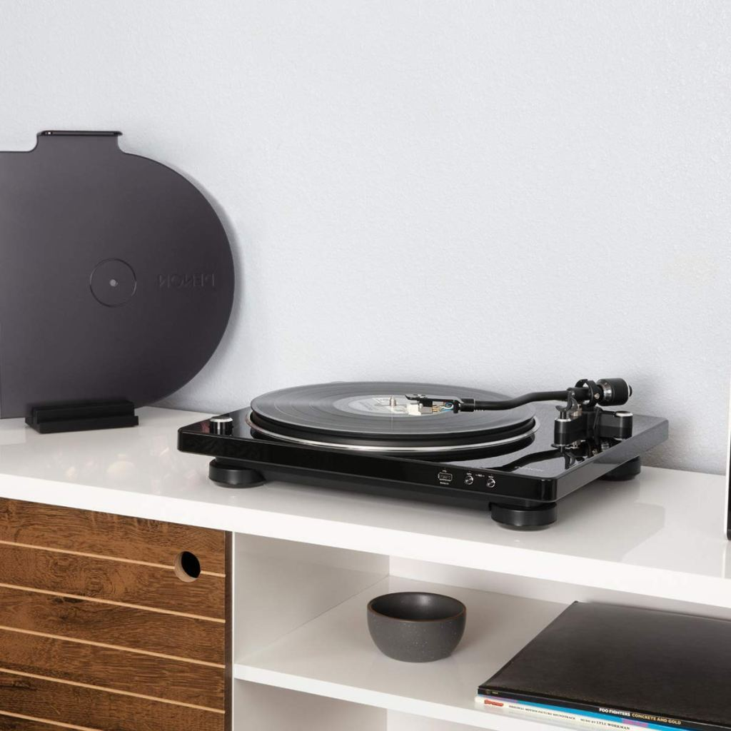 denon turntable review