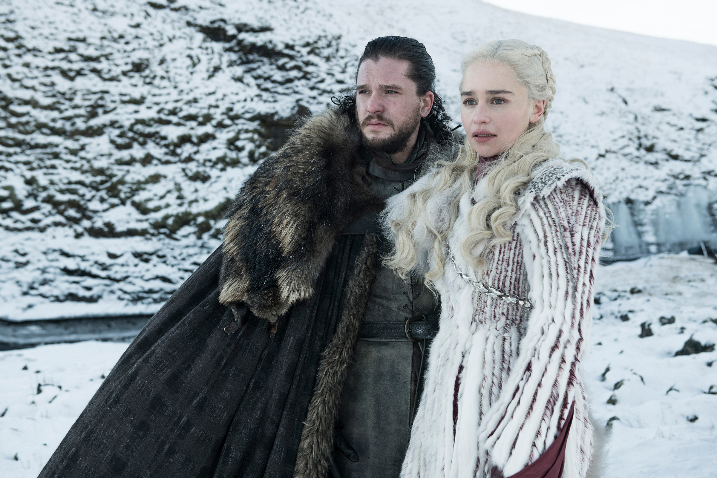 The Country is Divided in Politics But Not in Who We Want to Win 'Game of Thrones'