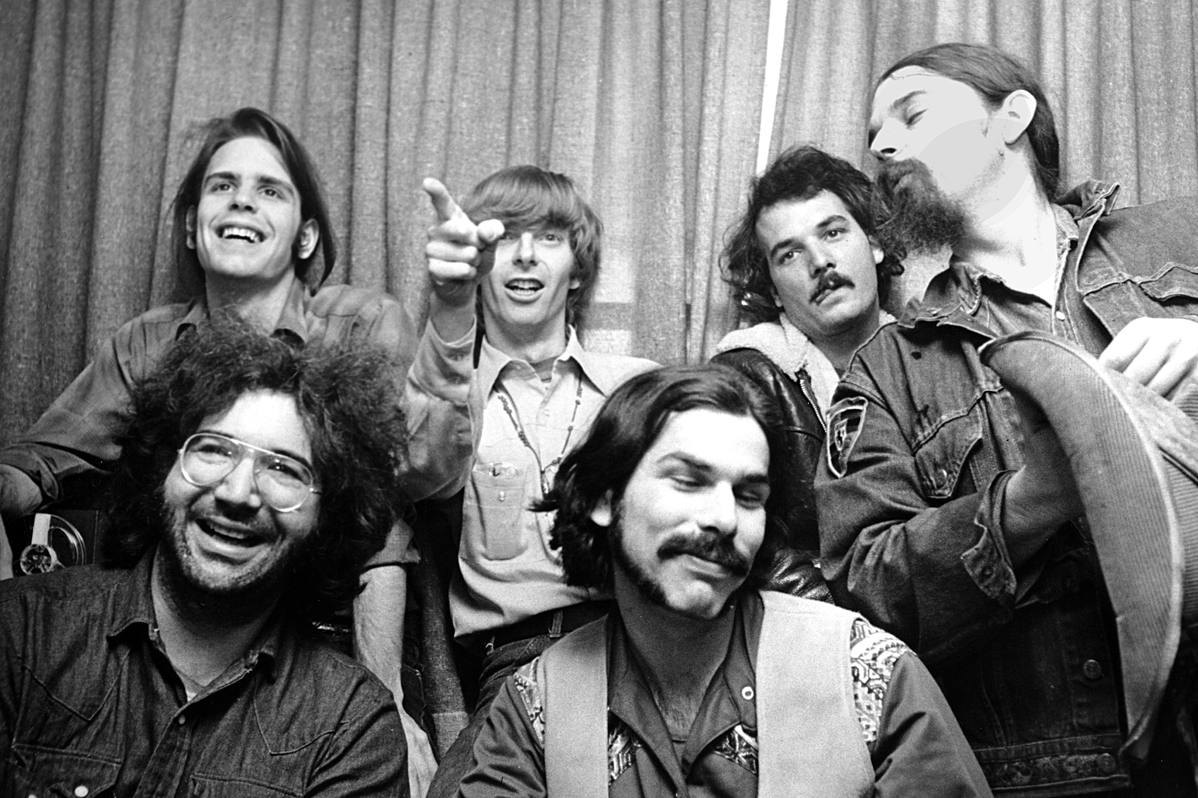 Grateful Dead's Early Days Chronicled in New Graphic Novel