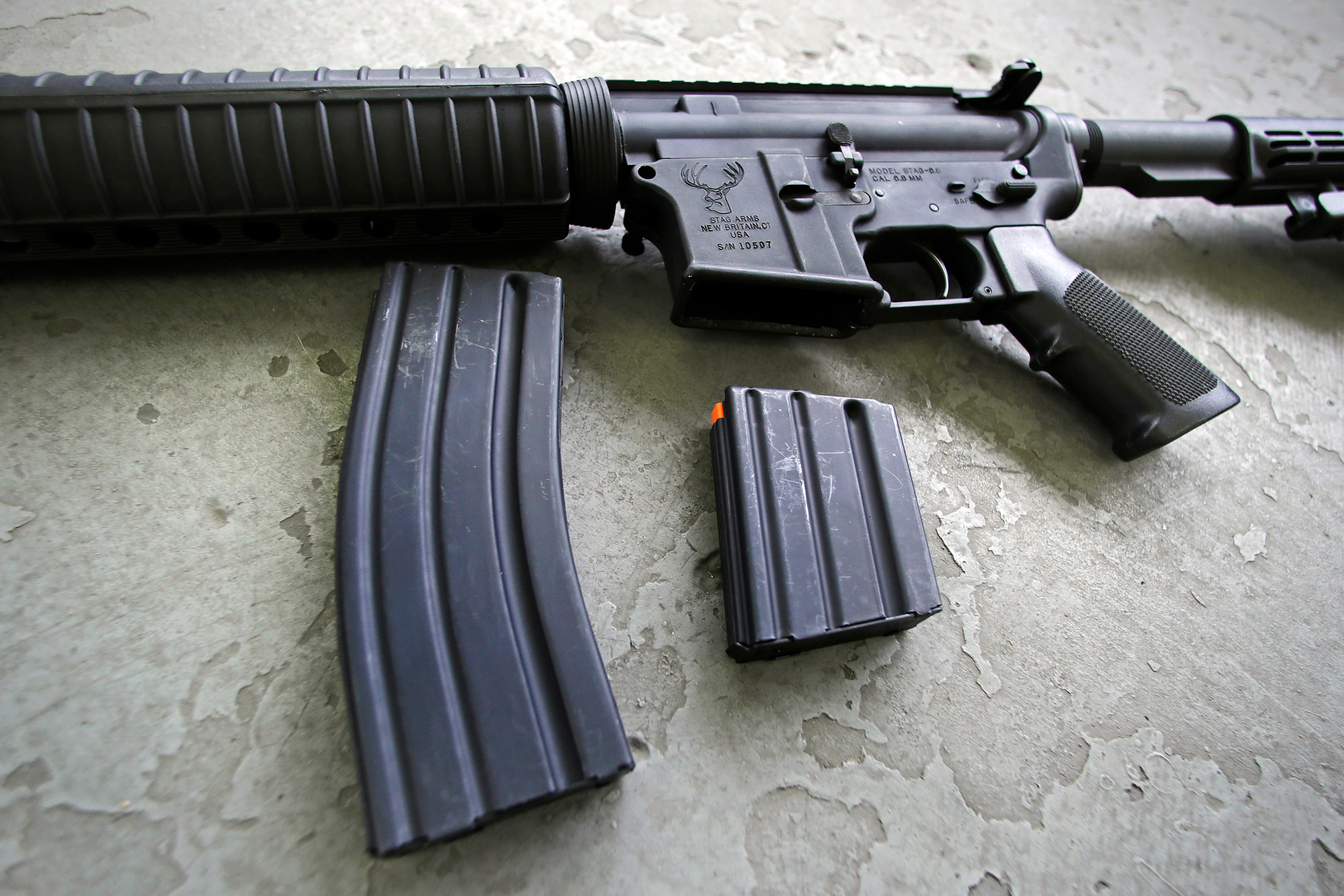 What the 'Unconstitutional' High-Capacity Magazine Ban Could
