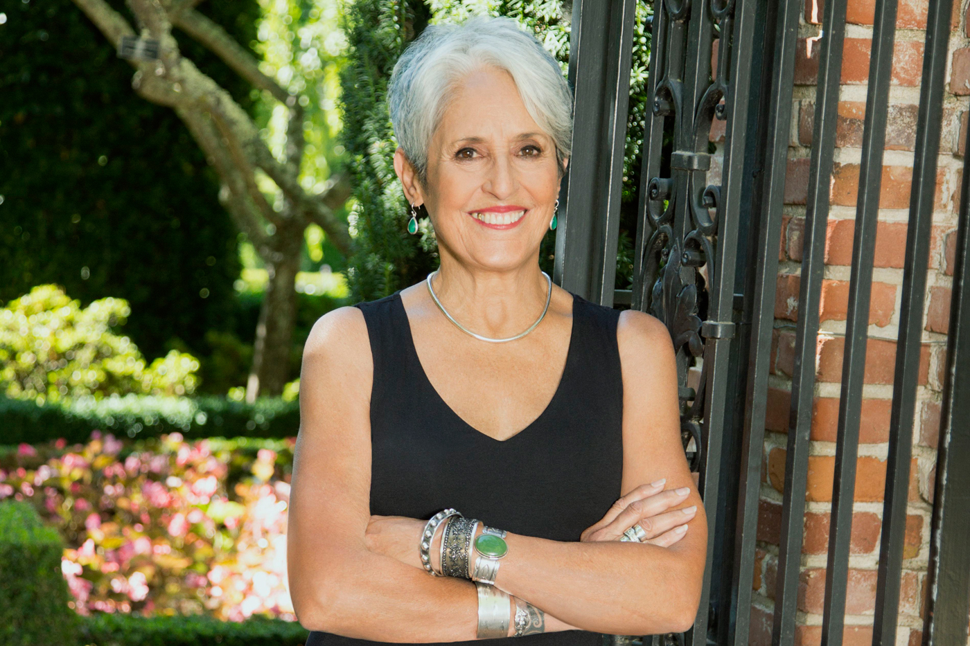 Joan Baez Reflects on the End of Her Farewell Tour and What's Next