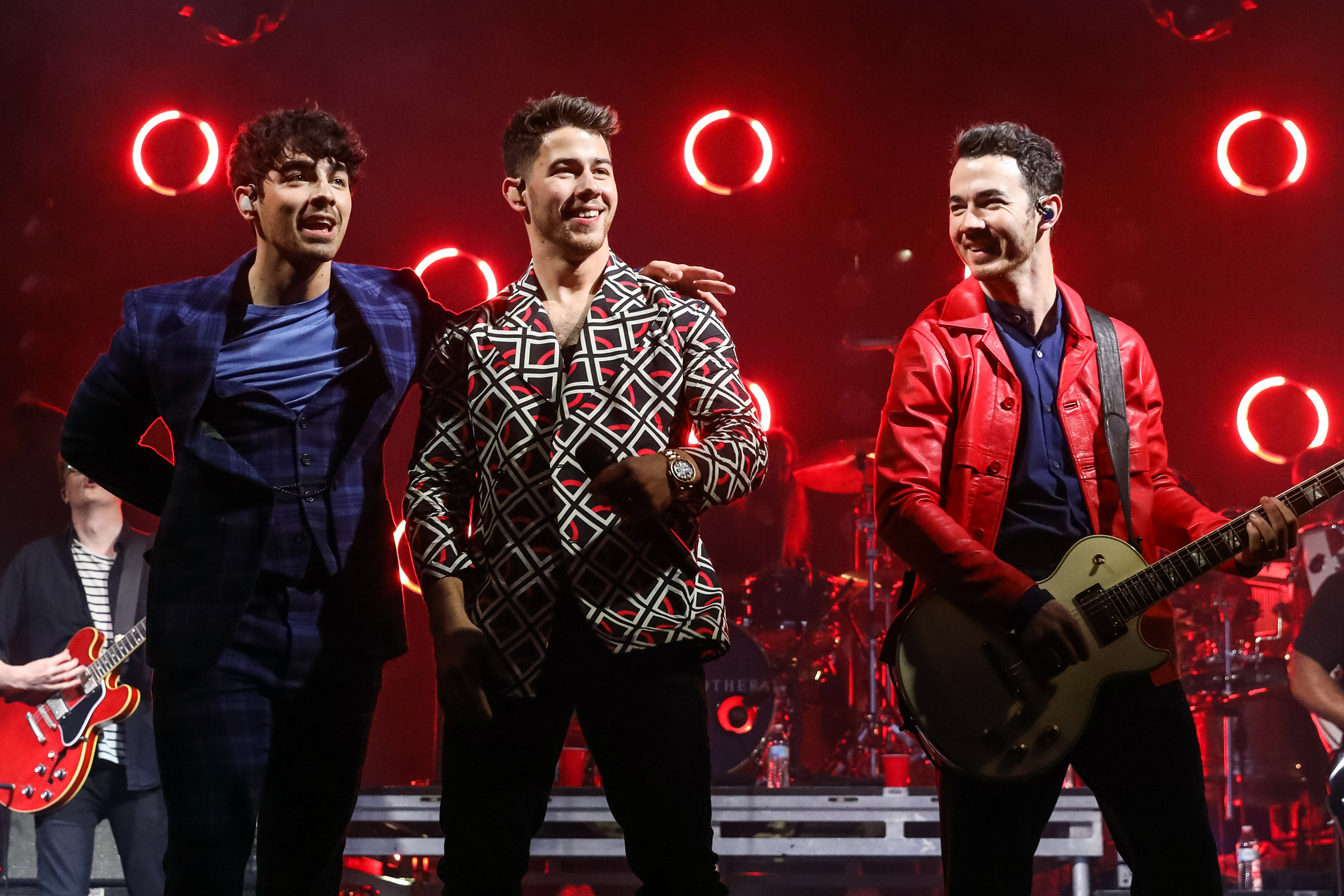 Jonas Brothers Announce First Album in 10 Years 'Happiness Begins'