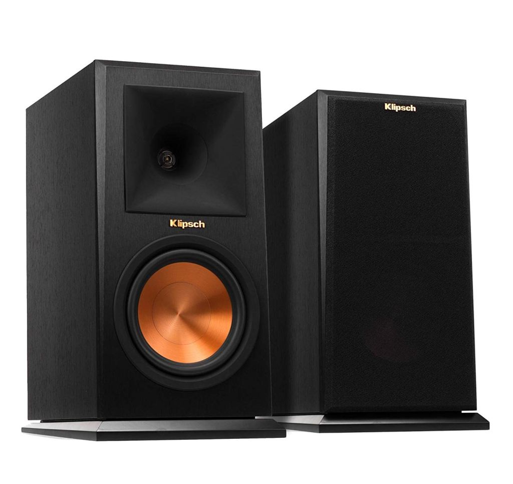 best bookshelf speakers klipsch