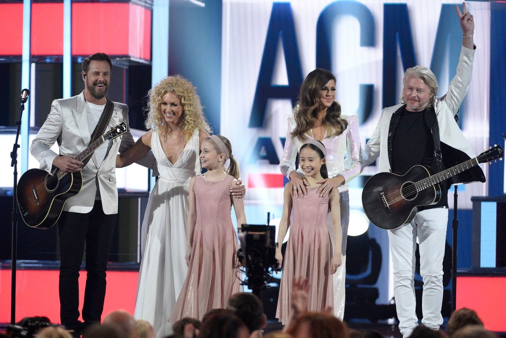 ACM Awards 2019 Little Big Town