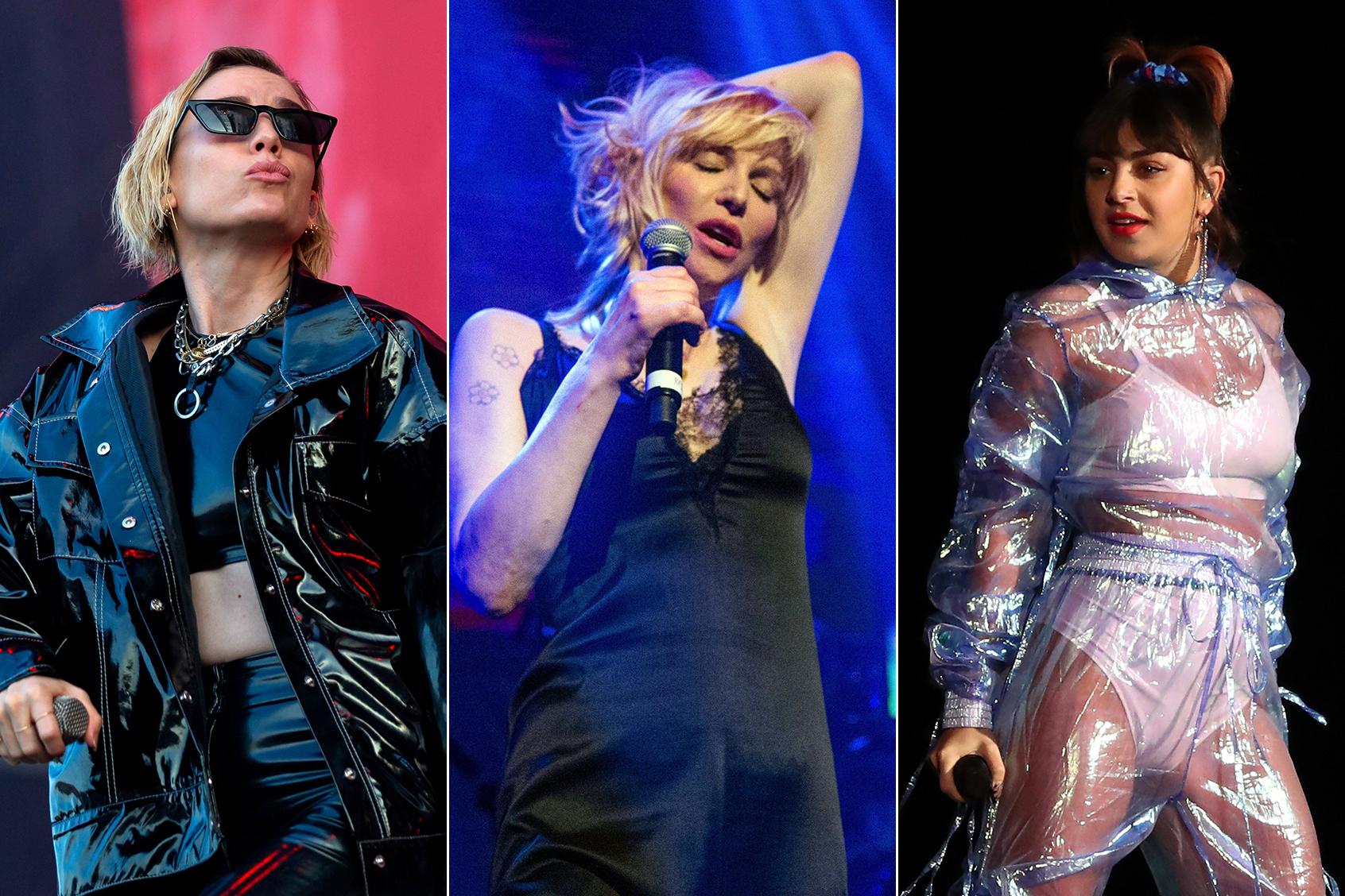 Lykke Li Taps Courtney Love, Charli XCX for Inaugural Yola Fest