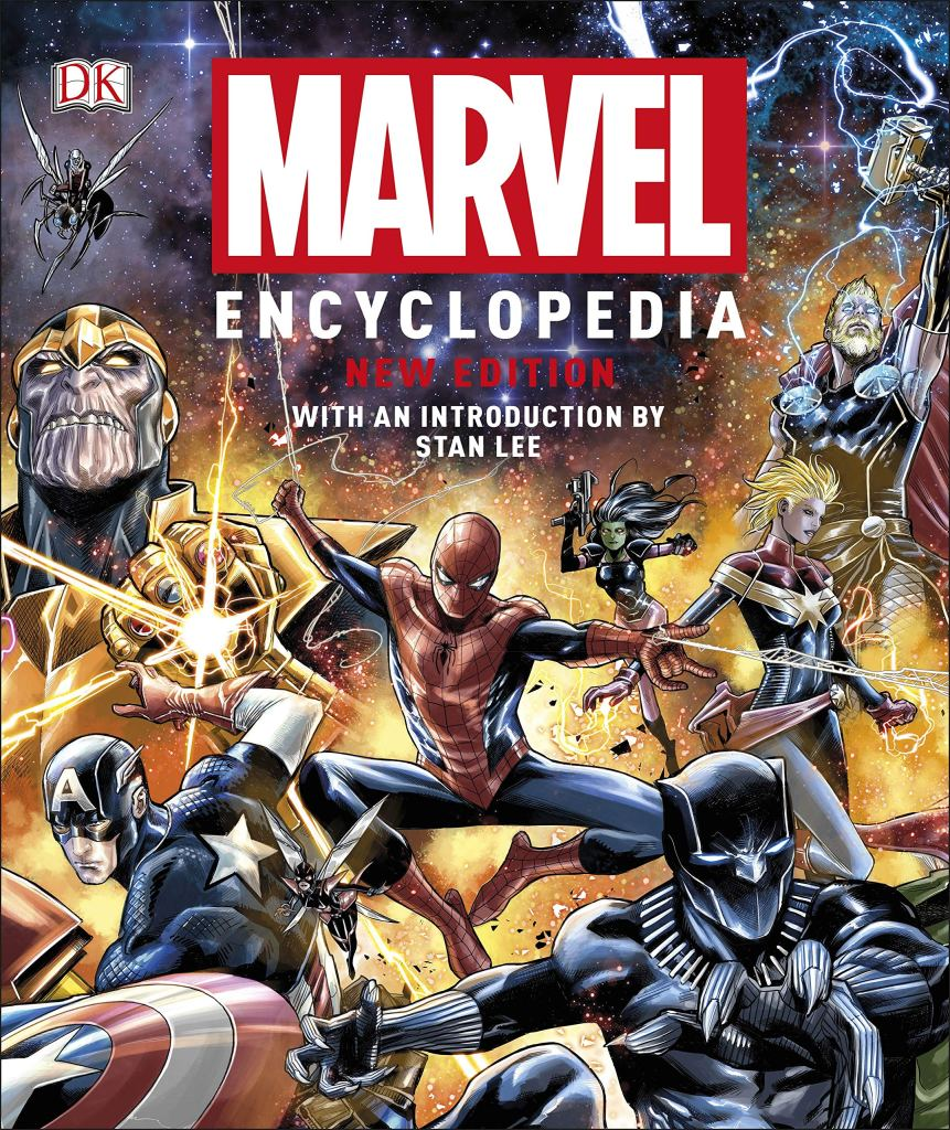 marvel encyclopedia new edition stan lee