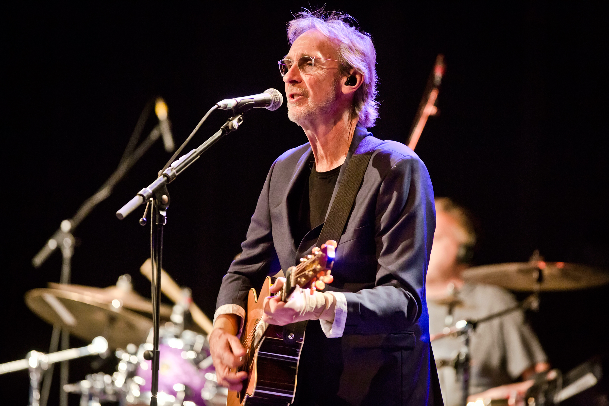 Mike Rutherford on Reviving The Mechanics and the Future of Genesis