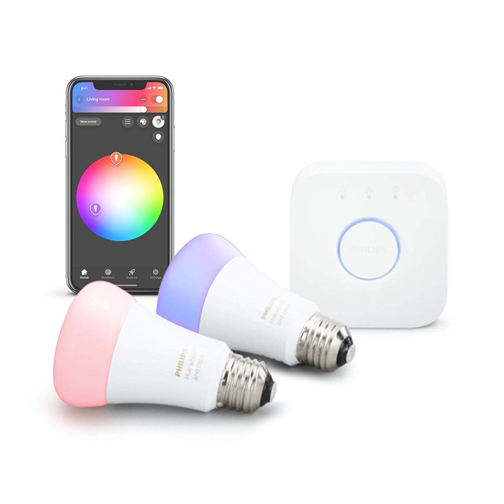 philips hue review smart light bulbs
