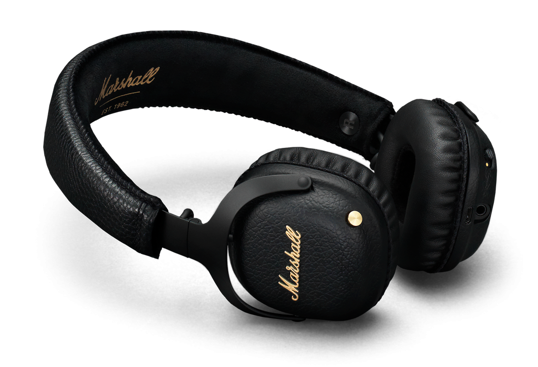 marshall headphones review noise cancelling