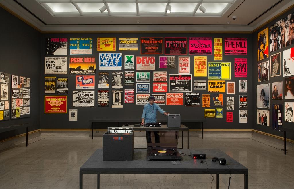 punk exhibit