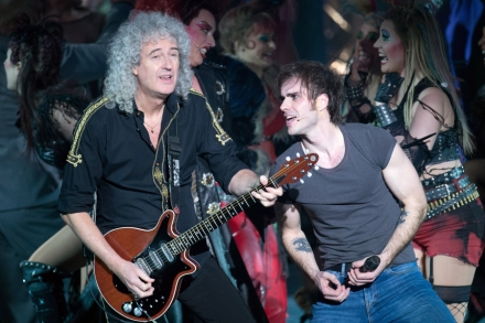 Queen Musical 'We Will Rock You' Maps North American Tour