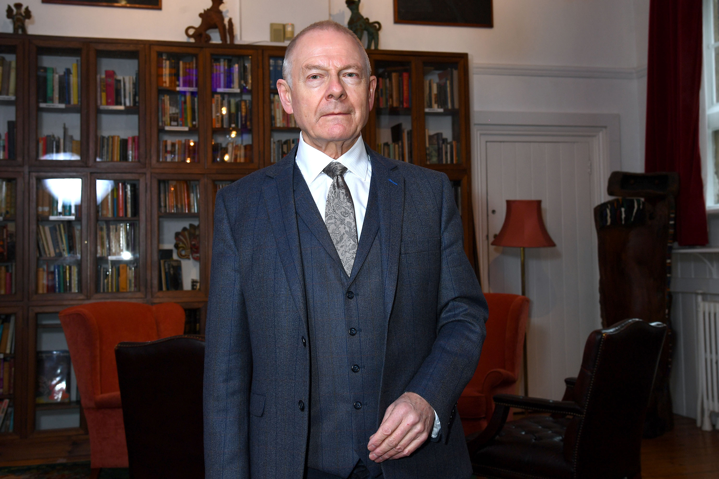 5ecac630 Robert Fripp Interview: King Crimson, Escaping Prog, David Bowie – Rolling  Stone