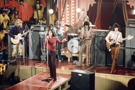 Rolling Stones Plot 'Rock and Roll Circus' Box Set – Rolling