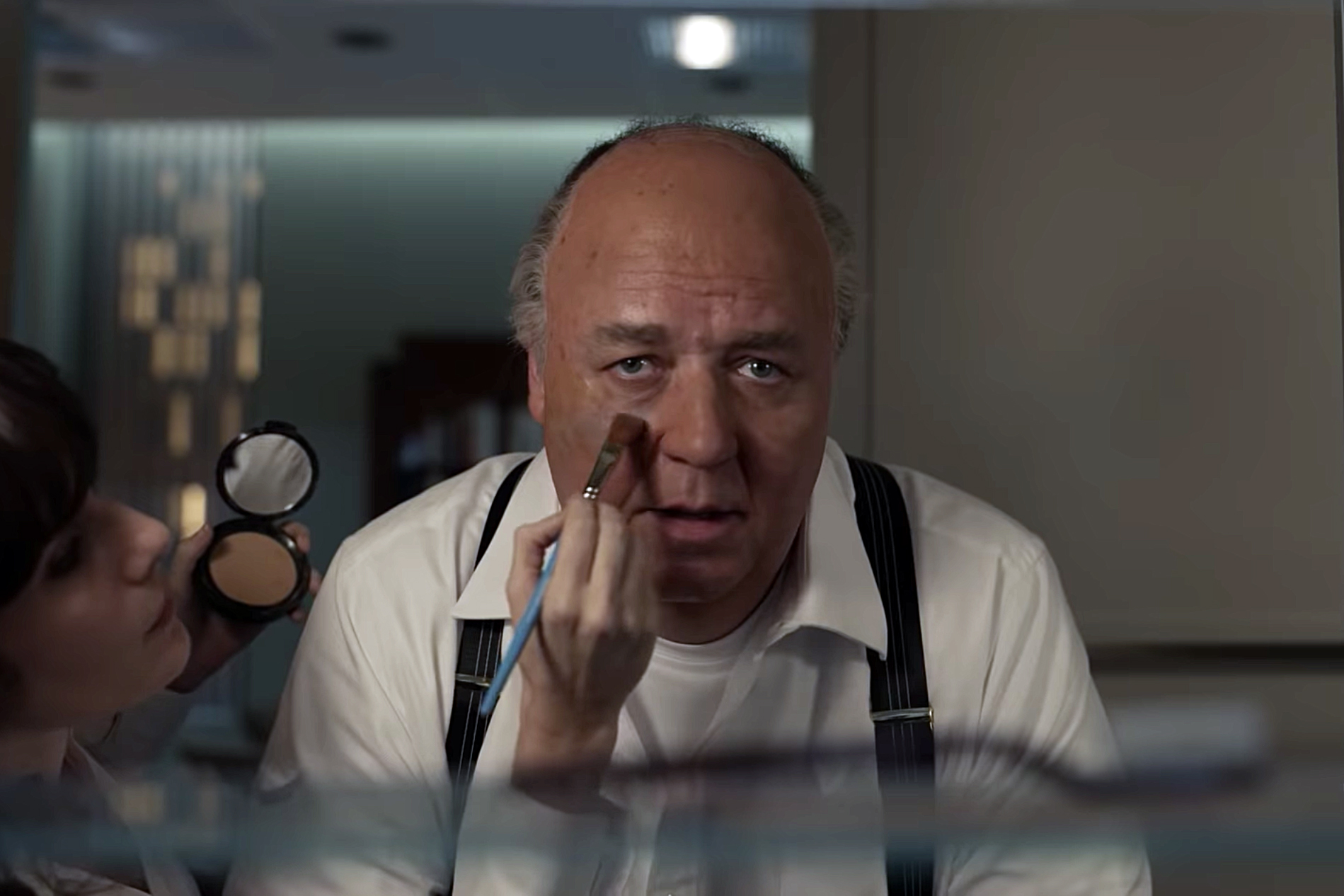 Russell Crowe Plays Roger Ailes in New 'The Loudest Voice ...