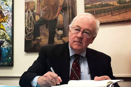 Ken Starr Now Thinks Impeachment Is… Bad?
