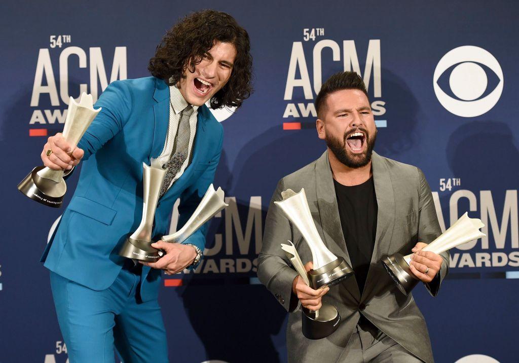 Dan and Shay, ACM Awards