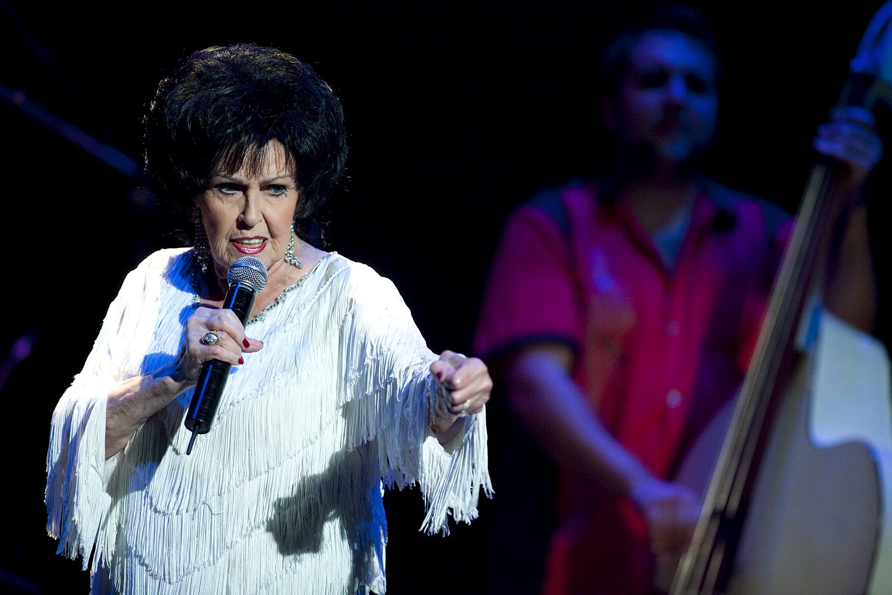Wanda Jackson on Why She Had to Retire From Touring