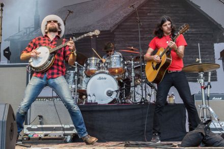 The Avett Brothers Music to Appear in New Musical 'Swept