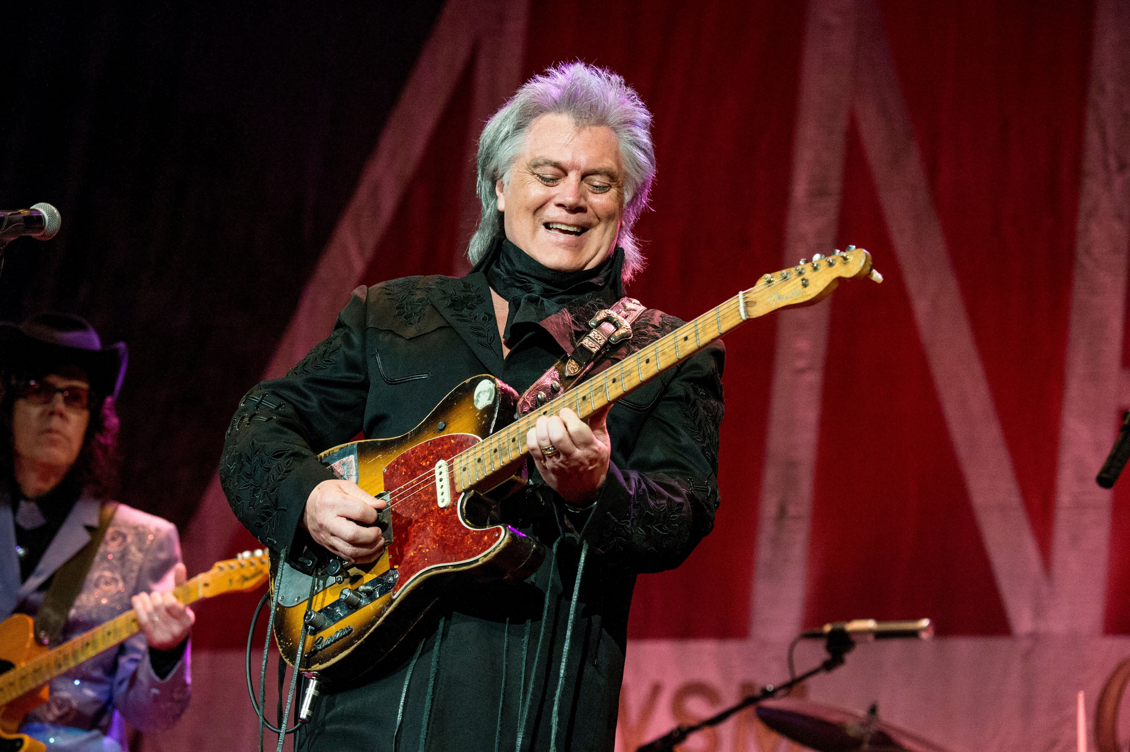 Marty Stuart Named Country Music Hall of Fame's 2019 Artist in Residence