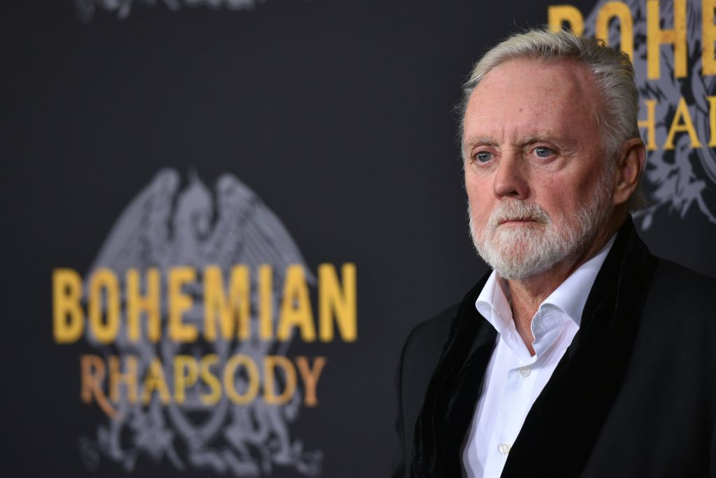 Hear Roger Taylor's Political Single 'Gangsters Are Running This World'