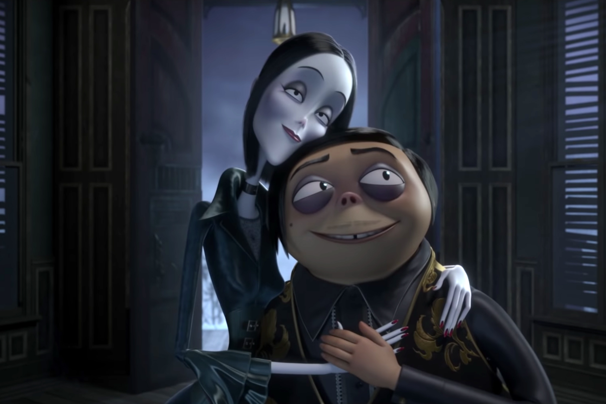 Oscar Isaac, Charlize Theron Transform Into 'The Addams Family' in New Trailer