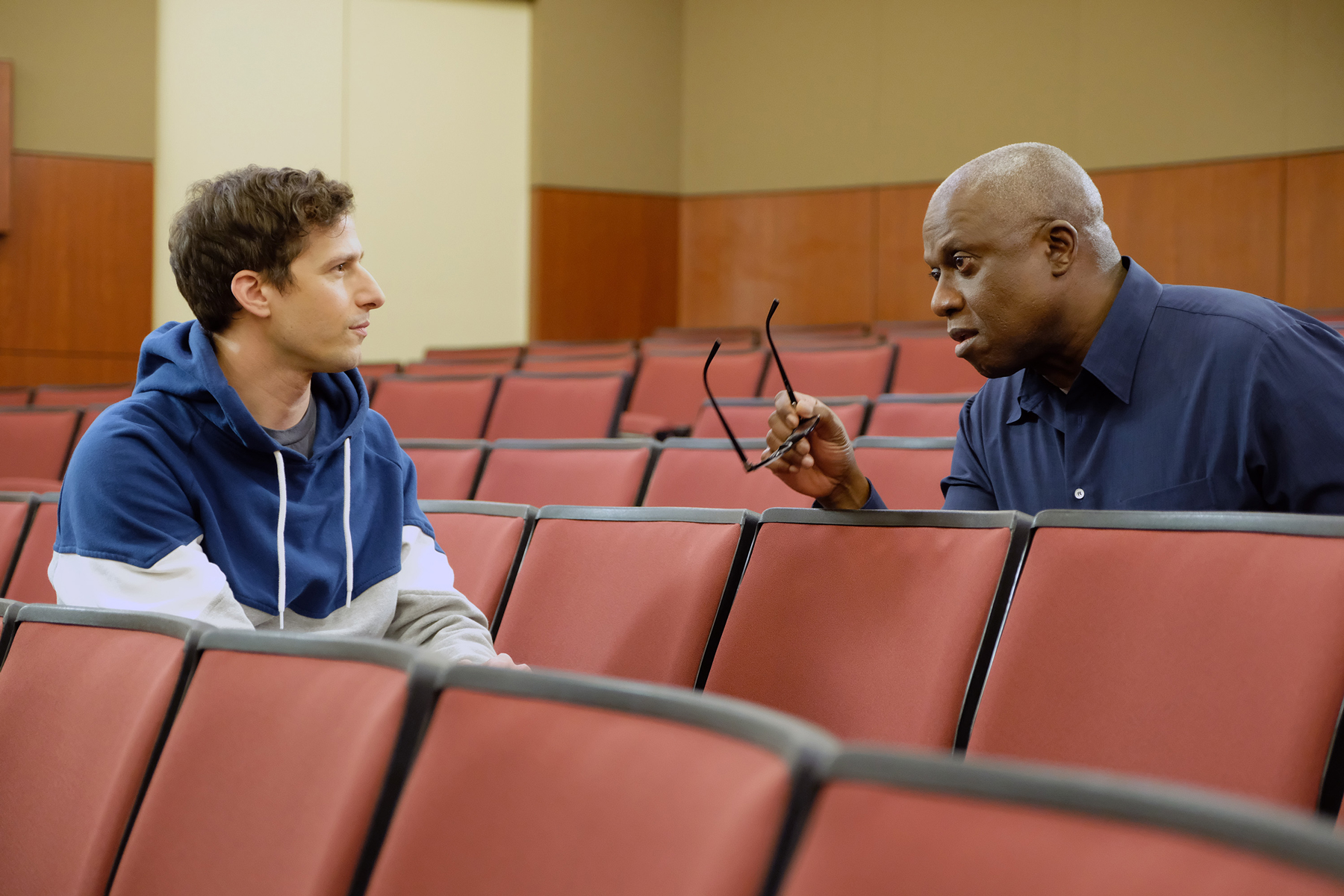Brooklyn Nine-Nine' Recap: Get Smart – Rolling Stone