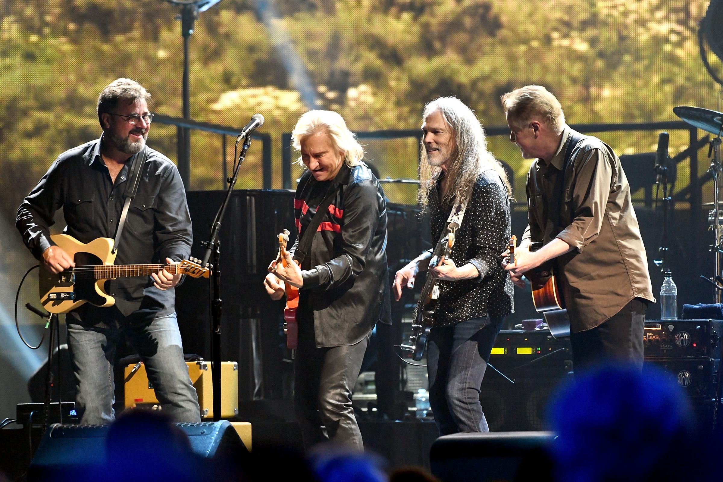 Eagles Plot Special 'Hotel California' Shows in Las Vegas
