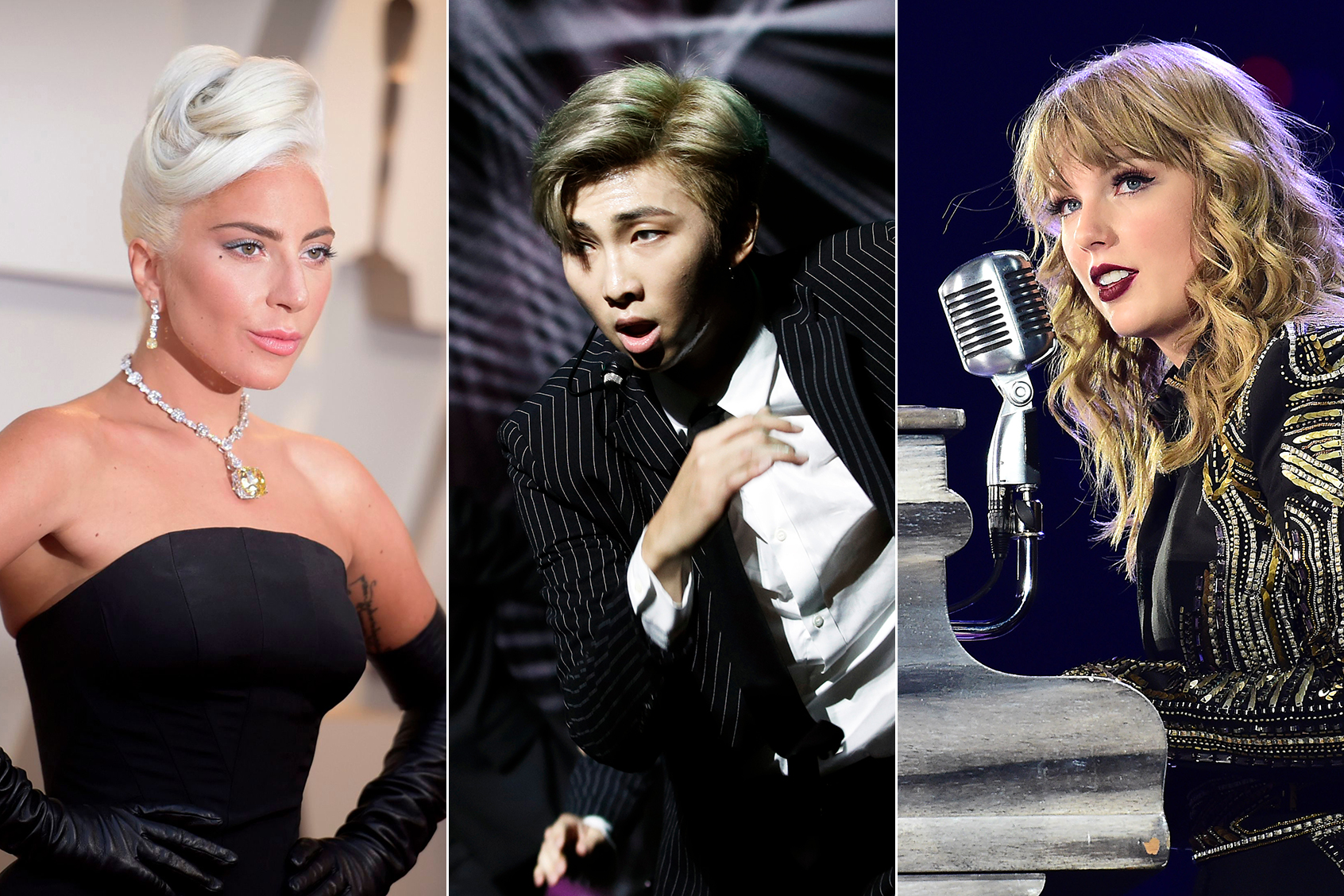 Taylor Swift, Lady Gaga, BTS Named to 'Time' 'Most Influential' List